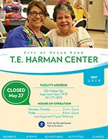 Senior Center Calendar - May