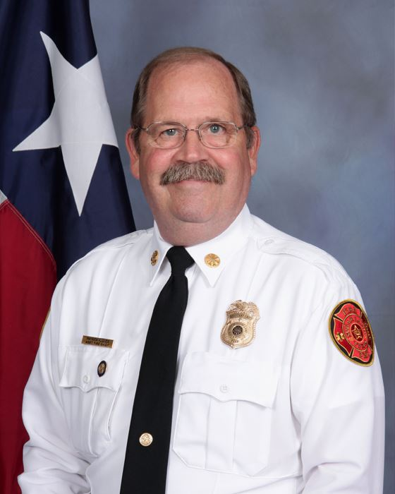 Patrick K. Hughes, Assistant Fire Chief Emergency Management