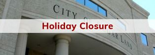Picture - City Hall Closure