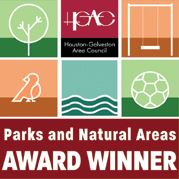 H-GAC Parks and Natural Areas Award