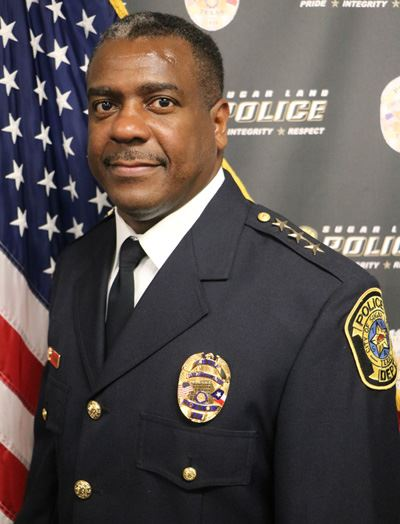 Chief of Police | Sugar Land, TX - Official Website