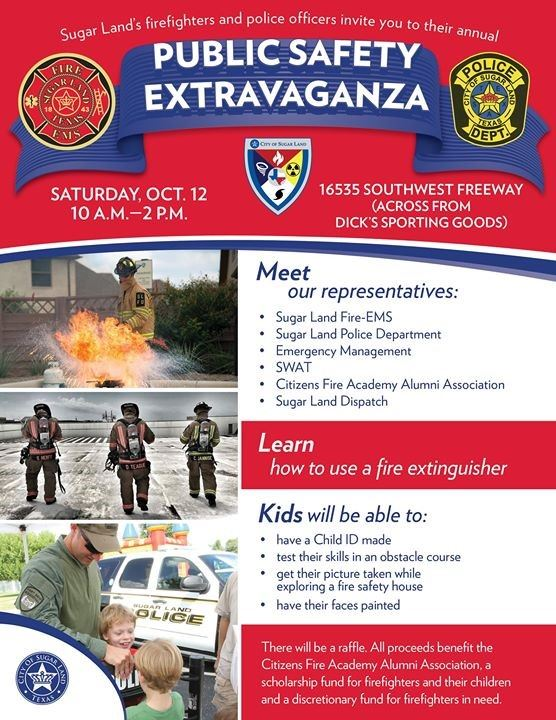Public Safety Extravaganza 2019