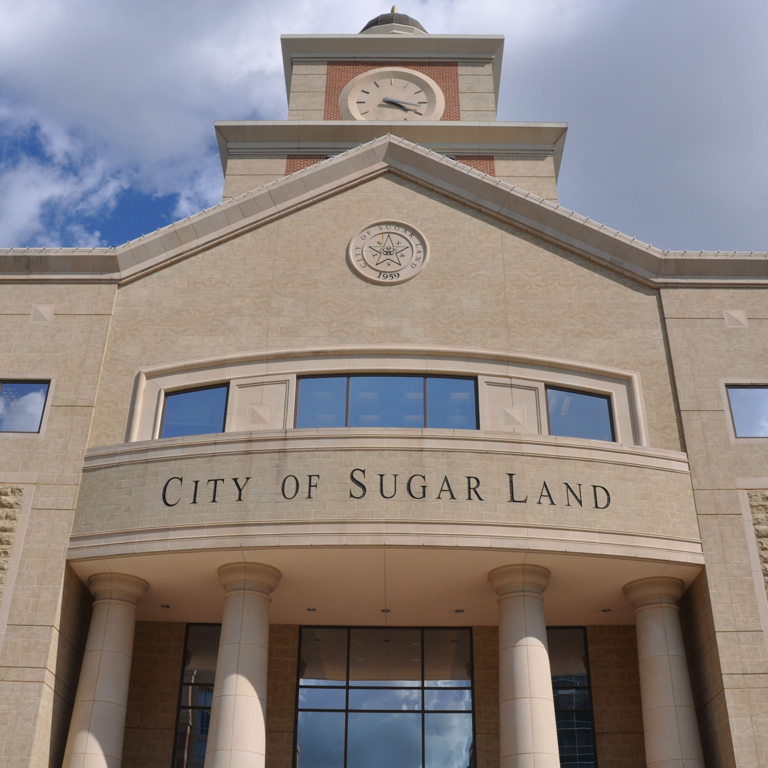 Sugar Land City Hall