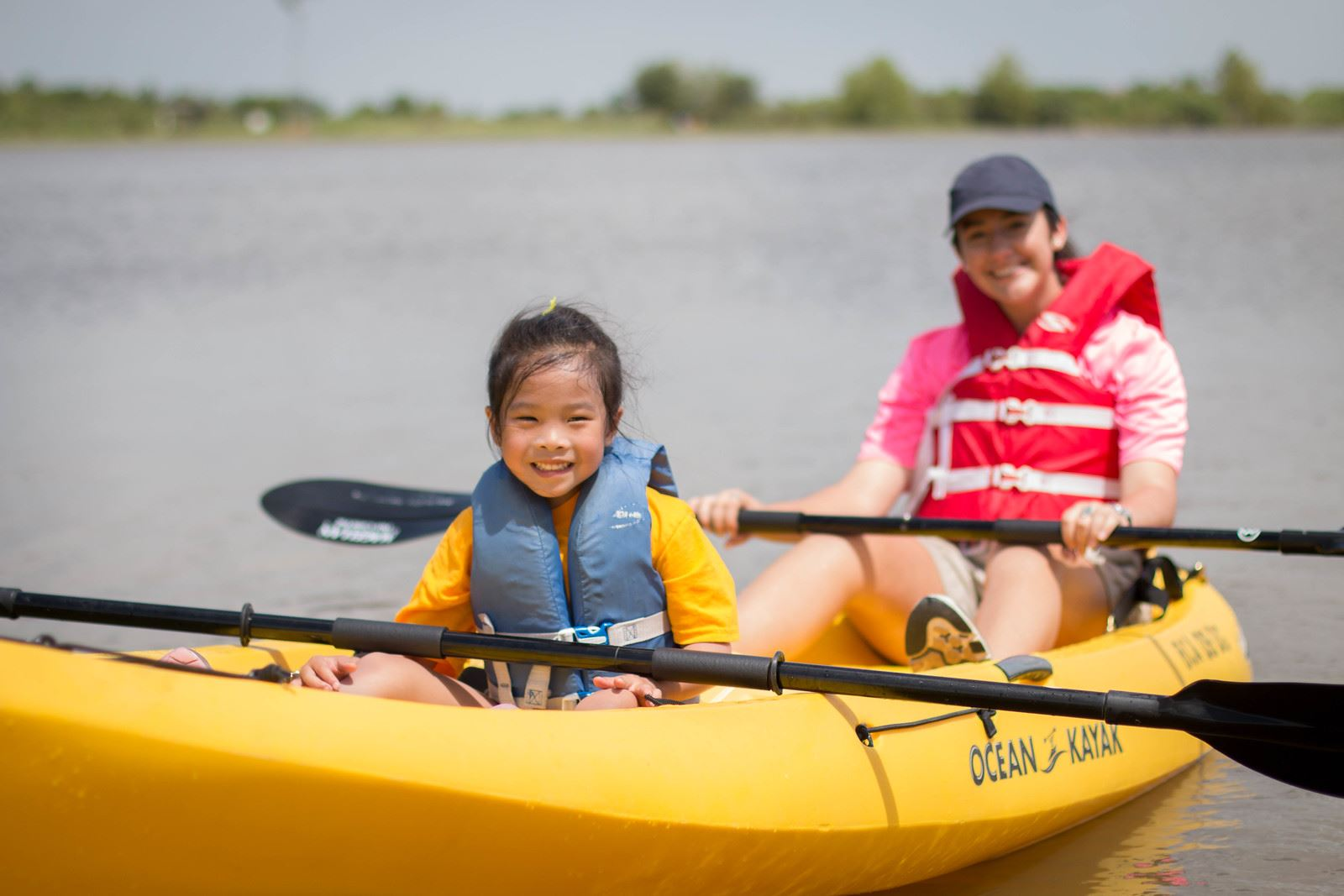 Outdoor Recreation - Kayaking