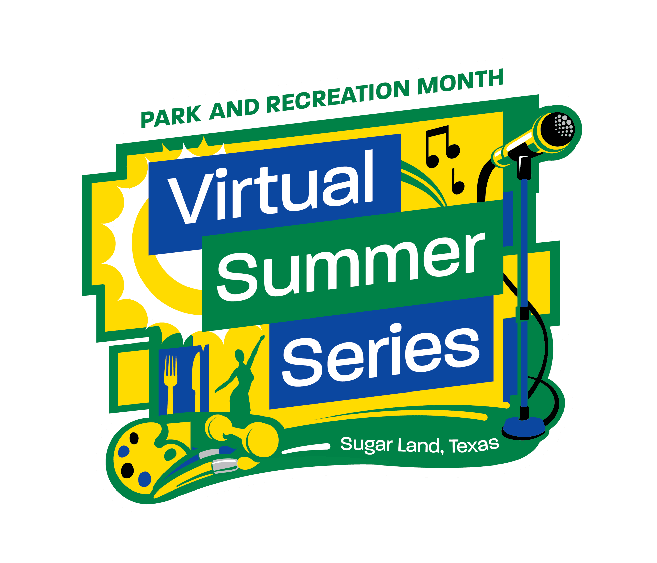 Virtual Summer Daily Series Logo