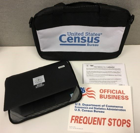 Census Taker ID Items
