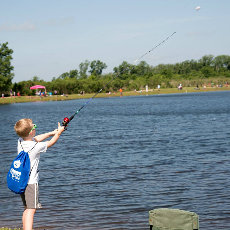 Annual Sugar Land Kids Fish set for May 16