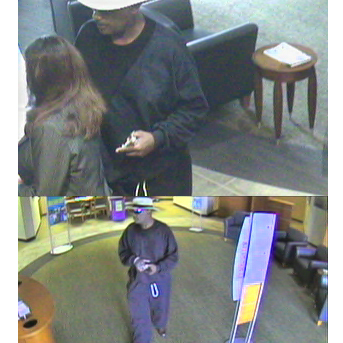 Police Searching for Bank Robber
