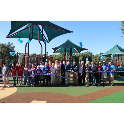 Sugar Land Opens First Universally Accessible Playground