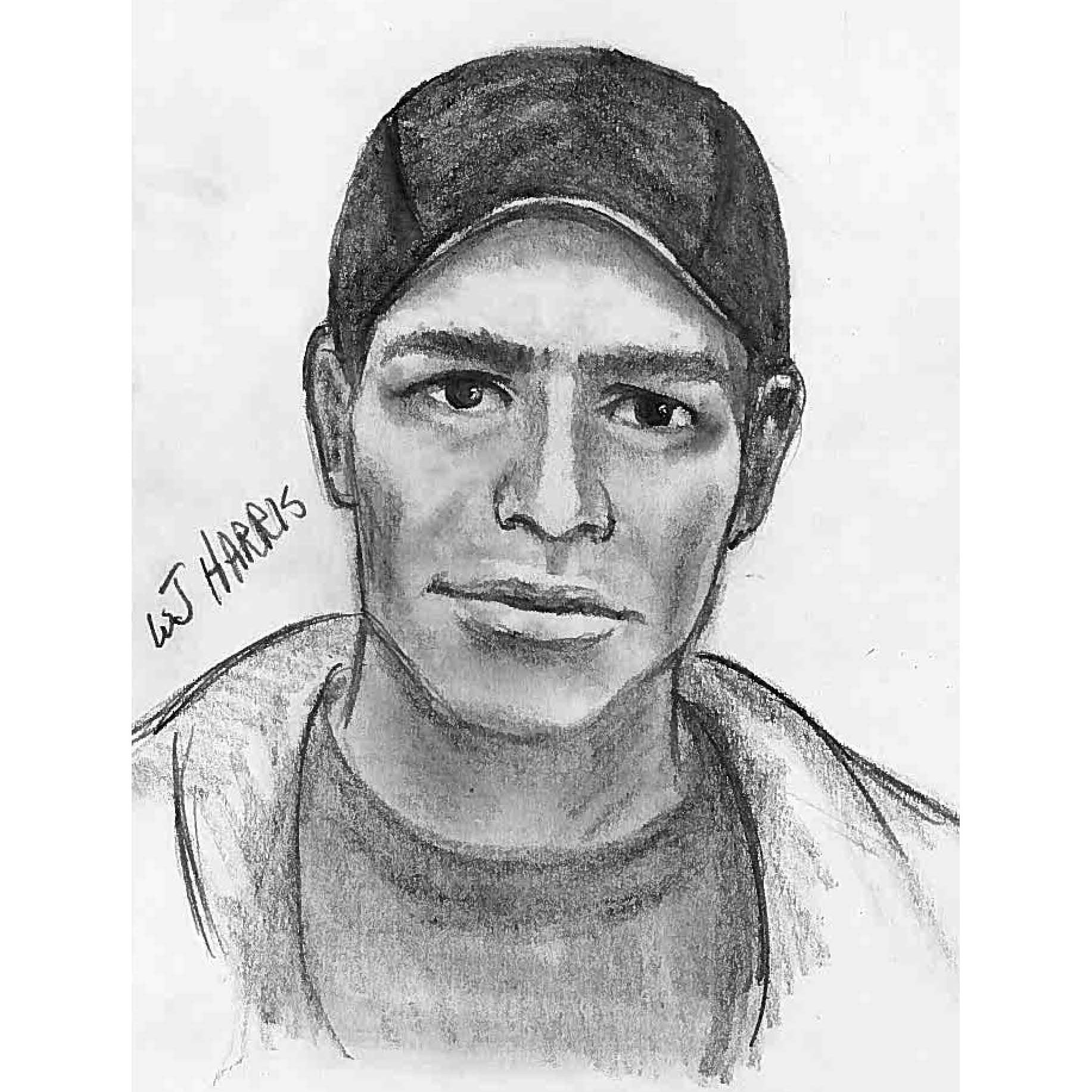 Police Release Home Invasion Suspect Sketch