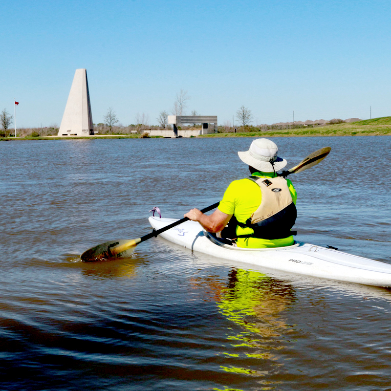Kayak, Paddleboard Rentals Coming to Sugar Land Memorial Park