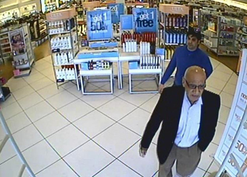 Men Use Stolen Credit Cards at Ulta