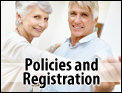 Policies and Registration