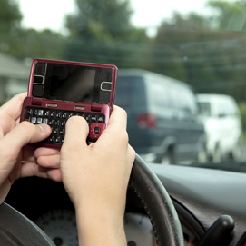 Online Town Hall - Use of Mobile Devices While Driving - Issue