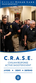 Civilian Response Active Shooter Event Brochure