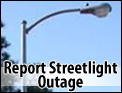 Report a Street Light Outage